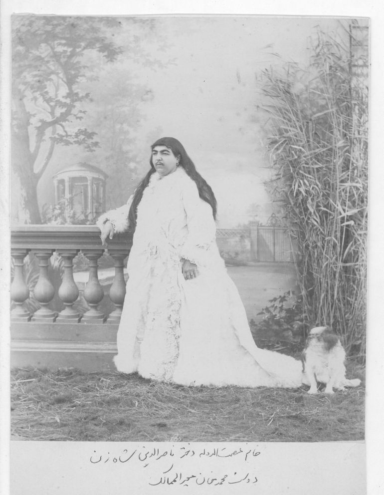 "cf674d0173a9 Princess Qajar"" and the Problem with Junk History Memes"